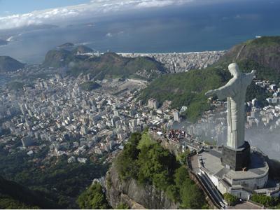 AUTH - Brazil - Rio de Janeiro - Christ the Redeemer
