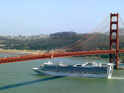 PCL - Star Princess in SFO