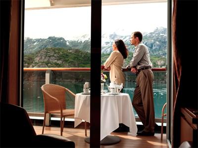 AUTH - HAL - Alaska balcony couple