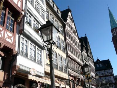 AUTH - EUR - FRA - Romerberg square