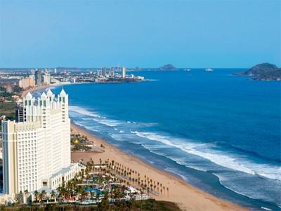 MZT - Riu Emeral Bay hotel view