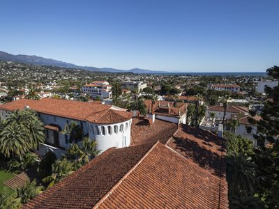 USA - CALIFORNIA - Santa Barbara