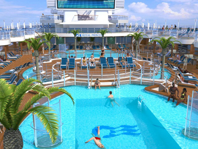 AUTH - PCL - Royal Princess pool