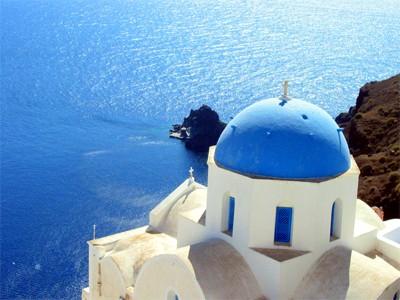 AUTH - EUR - Greece - Santorini