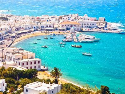 AUTH - Greece - Mykonos