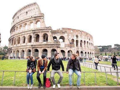 Contiki - Rome