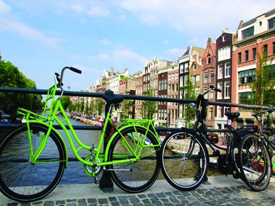 AUTH - EUR - AMS - Bikes