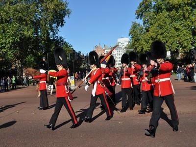 AUTH - EUR - London - Guards