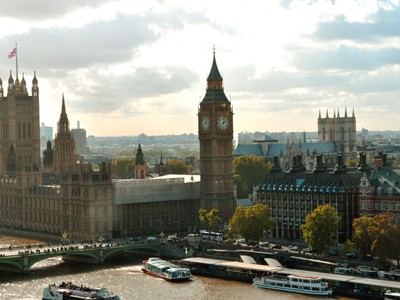 AUTH - EUR - London - View from London Eye
