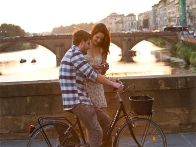 Contiki Europe bike