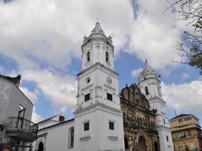 AUTH - PANAMA - OLD PANAMA CHURCH