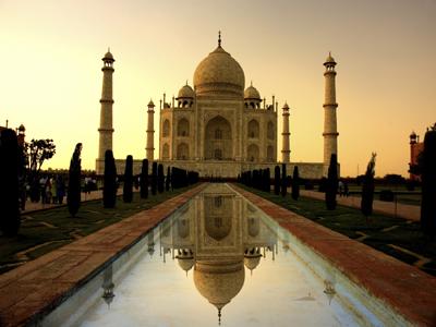 AUTH - India - taj mahal, India
