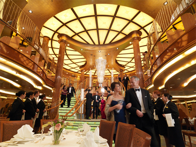AUTH - Cunard - formal dining