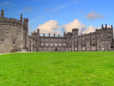 AUTH - EUR - IRELAND -Dublin Kilkenny Castle