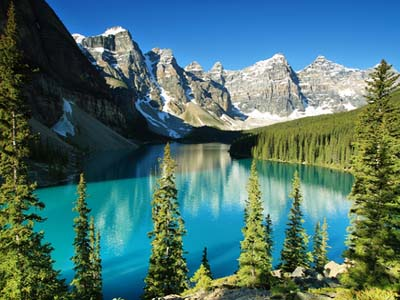 AUTH - CAN - Banff - Moraine Lake