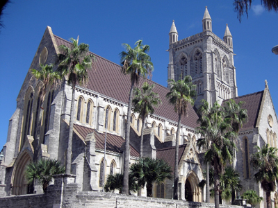 AUTH - CEL - Bermuda cathedral