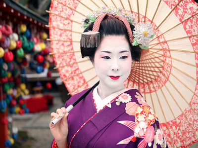 AUTH - Japanese - Geisha