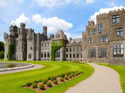 AUTH - Connemara Ireland - Ashford Castle