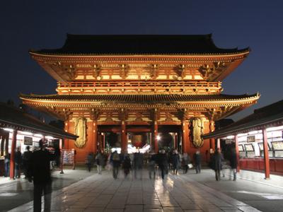 AUTH - Japan - Tokyo - Sensoji Temple