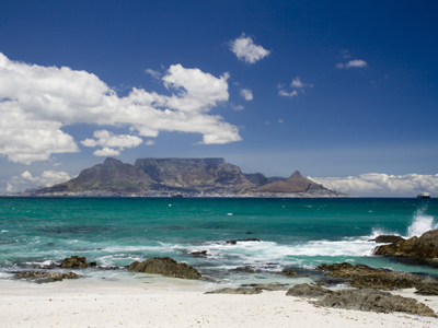 AUTH - South Africa - Table Mountain - Cape Town -