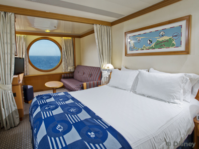 AUTH - Disney wonder - oceanview