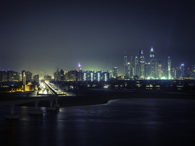 AUTH - DUBAI - DOWNTOWN - SKYLINE