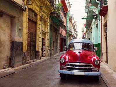 AUTH - Streets of Havana