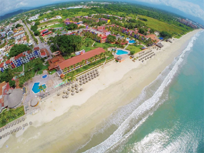AUTH - PVR - Royal Decameron - Aerial View