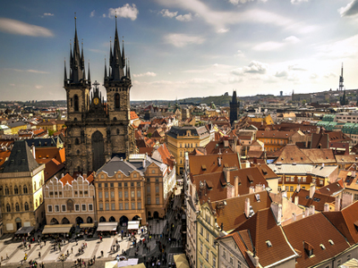AUTH - Prague - Clock Tower