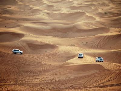 AUTH - Dubai - Sand Dunes