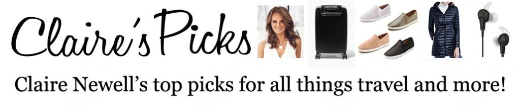 Claire Picks Shop Page Banner