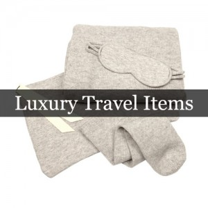 Luxury Travel Items_
