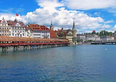 Lake Lucerne Panorama