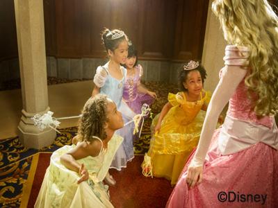 AUTH - Disney - Princess party