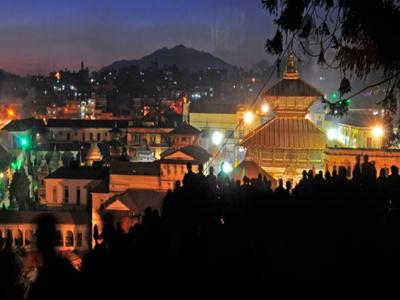 AUTH - Nepal - Pashupatinath Temple