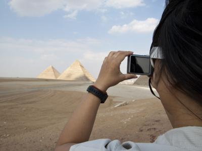 G Adventures Egypt Pyramids