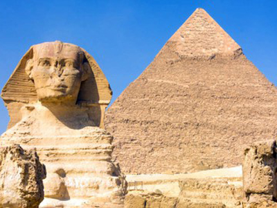 goway The Sphinx & Great Pyramids of Giza