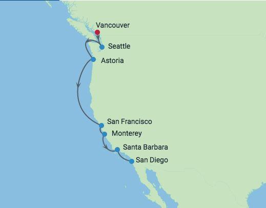 cel infnity coast map sep 2
