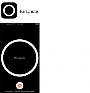 parachute thing