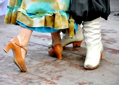Collette Tango Feet