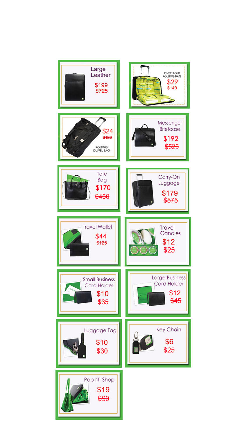 Connected Agent Luggage Prices copy