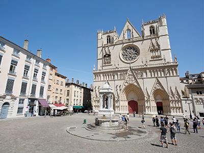 Scenic Lyon South France